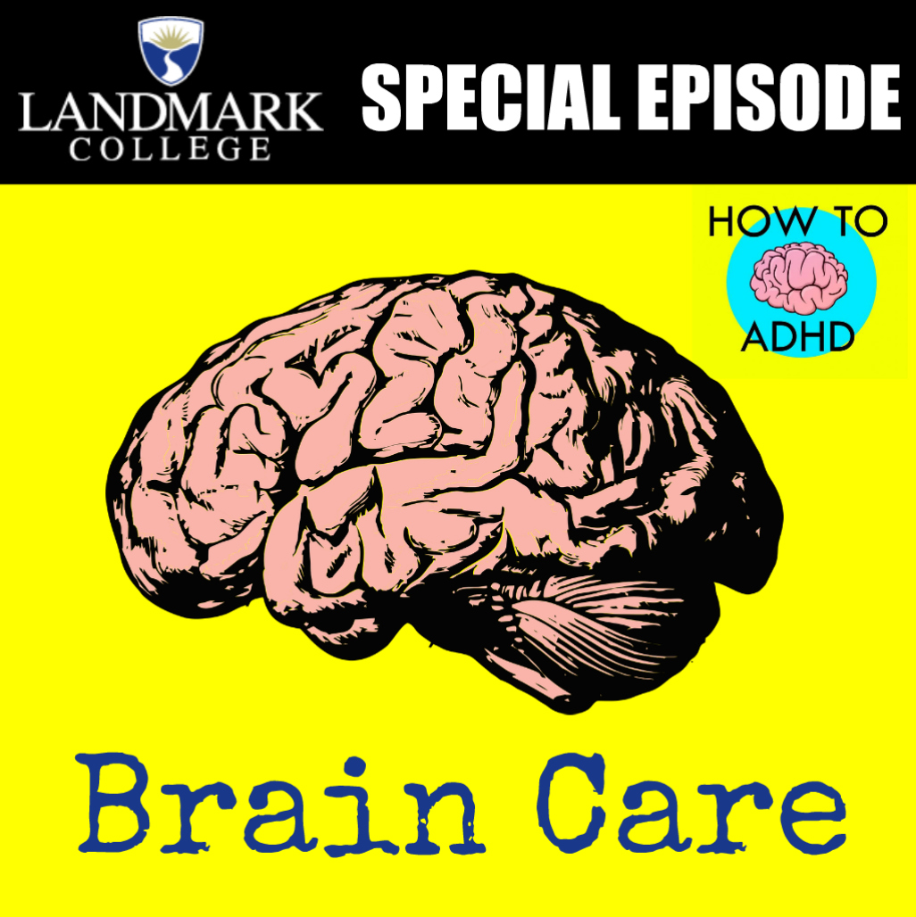 Brain Care Basics from How to ADHD & Landmark College