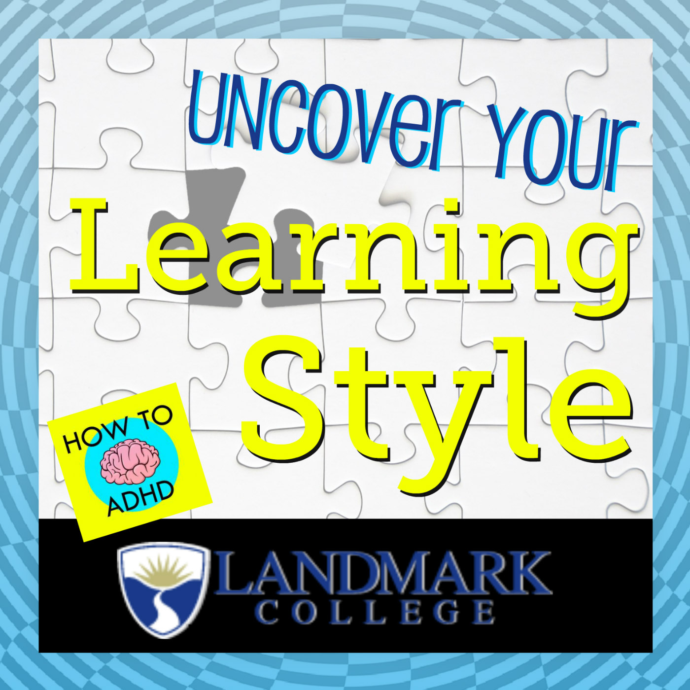 Uncovering Your Learning Style with How to ADHD & Landmark College