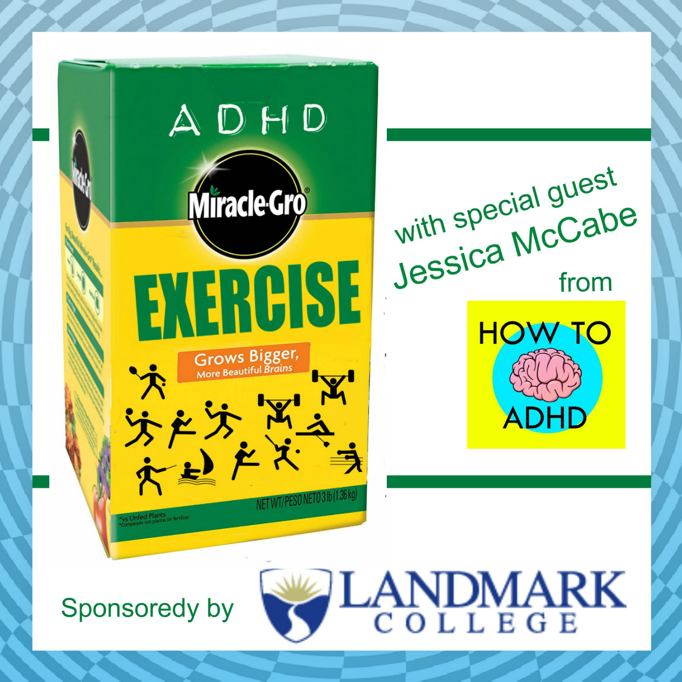 Exercise Is Miracle Gro for ADHD Brains with Landmark College