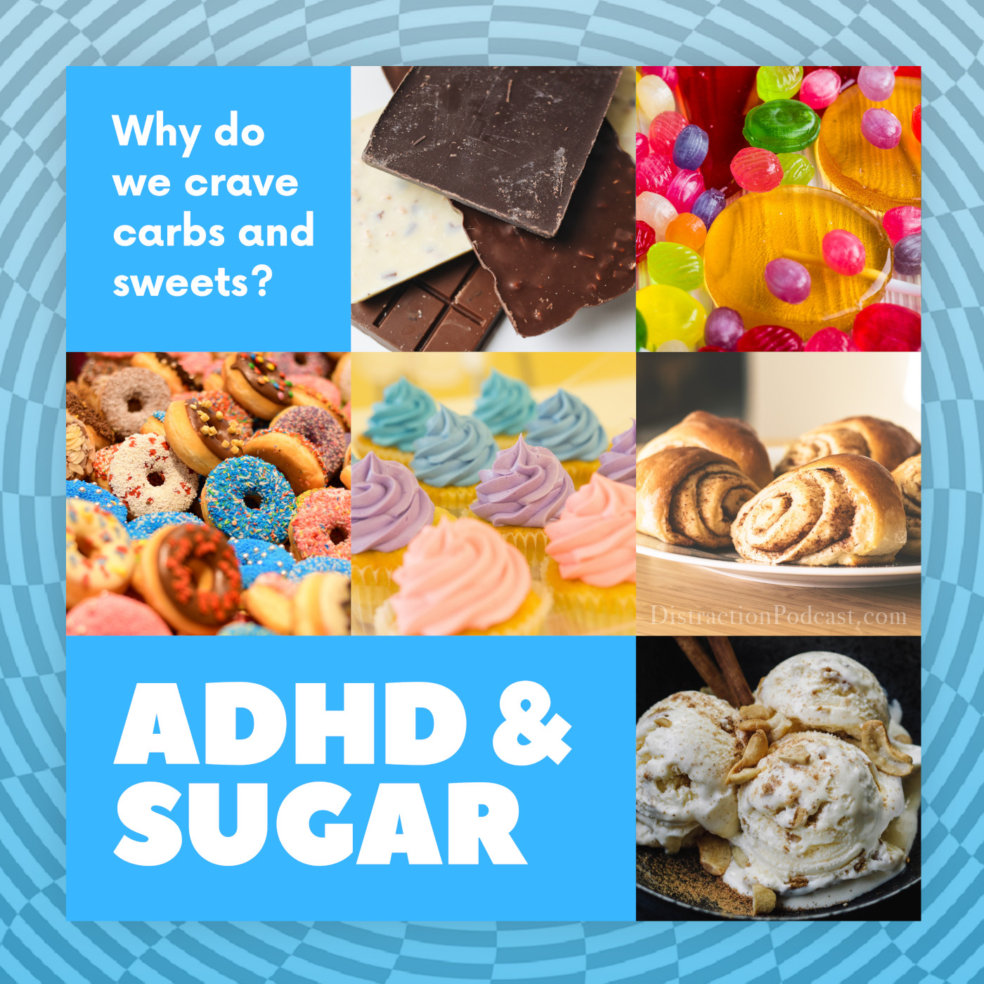 Why ADHD Brains Crave Sugar and Carbs